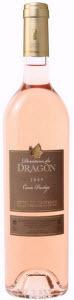 Domaine Du Dragon Cuvée Prestige Rosé 2012, Côtes De Provence Bottle