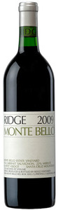 Ridge Monte Bello (3000 Ml) 2011, Santa Cruz Mountains (3000ml) Bottle