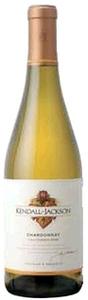 Kendall Jackson Vintner's Reserve Chardonnay 2007, California Bottle