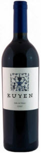 Kuyen 2010, Valle Del Maipo Bottle