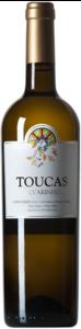 Toucas Alvarinho 2011, Doc Vinho Verde Bottle