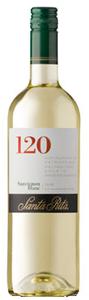 Santa Rita 120 Sauvignon Blanc 2012 Bottle