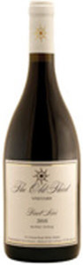 The Old Third Vineyard Pinot Noir 2010, Prince Edward County Bottle