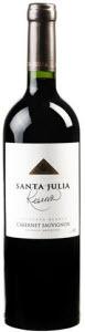 Santa Julia Reserva Cabernet Sauvignon 2011, Mendoza Bottle