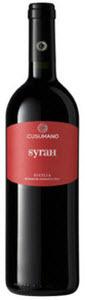 Cusumano Syrah 2008, Sicily Bottle