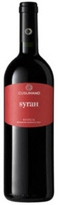 Cusumano Syrah 2009, Sicily Bottle