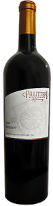 Pillitteri Estates Winery Merlot 2010, VQA Niagara On The Lake Bottle