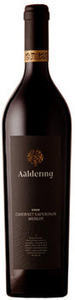 Aaldering Cabernet Sauvignon Merlot 2010, Devon Valley Bottle
