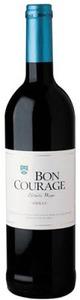 Bon Courage Shiraz 2010, Robertson Bottle