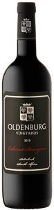 Oldenburg Vineyards Cabernet Sauvignon 2009, Banghoek, Stellenbosch Bottle