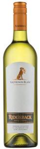Ridgeback Sauvignon Blanc 2012, Paarl Bottle