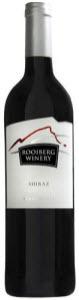 Rooiberg Shiraz 2012, Robertson Bottle