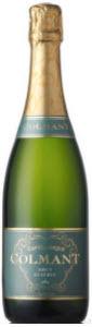 Colmant Brut Reserve Cap Classique, Franschhoek Bottle