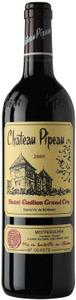 Château Pipeau 2010, Ac St Emilion Grand Cru Bottle