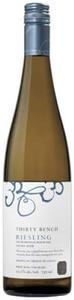 Thirty Bench Riesling 2012, VQA Beamsville Bench, Niagara Peninsula Bottle