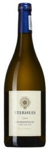 Sterhuis Barrel Selection Chardonnay 2010, Wo Bottelary, Stellenbosch Bottle