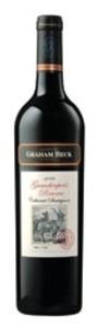 Graham Beck Gamekeeper's Reserve Cabernet Sauvignon 2007, Wo Robertson Bottle