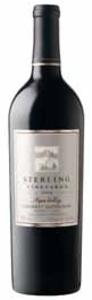 Sterling Cabernet Sauvignon 2010, Napa Valley Bottle