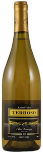 Terroso Kosher Chardonnay Bottle