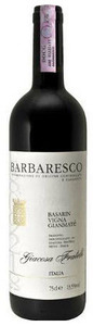 Giacosa Basarin Vigna Gianmaté Barbaresco 2008, Docg Bottle