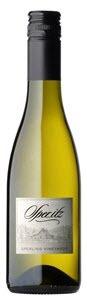 Sperling Vineyards Sper...Itz 2011, Okanagan Valley (375ml) Bottle