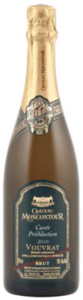 Château Moncontour Cuvée Prédilection Brut Vouvray 2010, Ac, Loire Valley, France, Méthode Traditionnelle Bottle