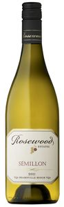 Rosewood Estates Semillon 2011, VQA Niagara Peninsula Bottle