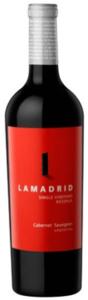 Lamadrid Single Vineyard Reserva Cabernet Sauvignon 2010, Argentina Bottle