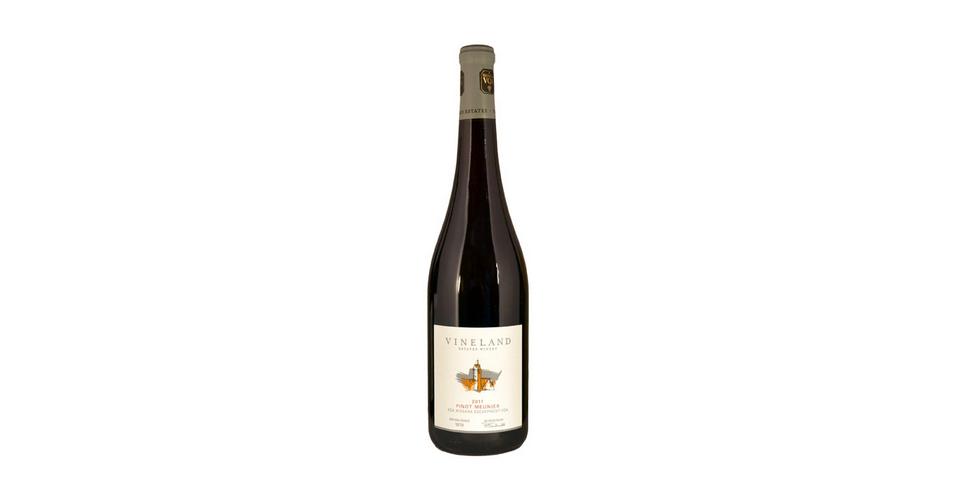Vineland Estates Winery Pinot Meunier 2011 Expert Wine