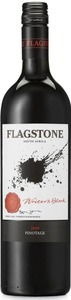 Flagstone Writer's Block Pinotage 2010, Wo Western Cape Bottle