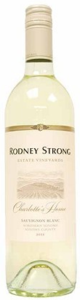 Rodney Strong Charlotte's Home Sauvignon Blanc 2012, Sonoma County Bottle