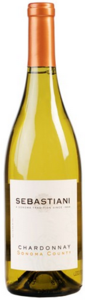Sebastiani Chardonnay 2010, Sonoma County Bottle