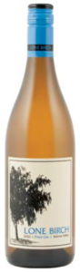 Lone Birch Pinot Gris 2012, Yakima Valley Bottle