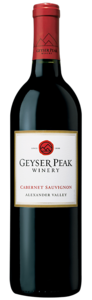 Geyser Peak Cabernet Sauvignon 2008, Alexander Valley, Sonoma County Bottle