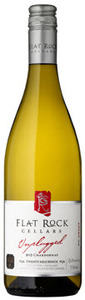 Flat Rock Unplugged Chardonnay 2012, VQA Twenty Mile Bench, Niagara Peninsula Bottle