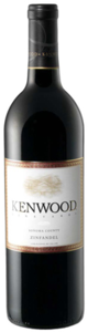 Kenwood Zinfandel 2009, Sonoma County Bottle