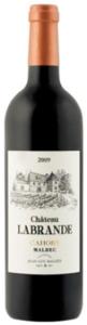 Baldes & Fils Château Labrande 2009, Ac Cahors Bottle