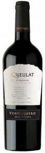 Ventisquero Queulat Carménère 2010, Maipo Valley Bottle