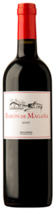 Barón De Magaña 2009, Do Navarra Bottle