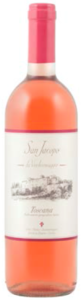 San Jacopo Da Vicchiomaggio Rosato 2012, Igt Toscana Bottle