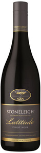 Stoneleigh Latitude Pinot Noir 2011, Marlborough, South Island Bottle