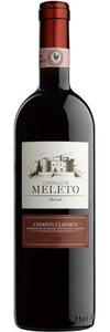 Castello Di Meleto Chianto Classico 2009, Docg Bottle