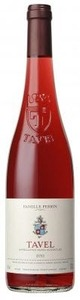 Famille Perrin Tavel Rosé 2012, Ac Bottle