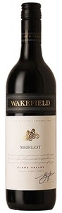 Wakefield Merlot 2012, Clare Valley, South Australia Bottle