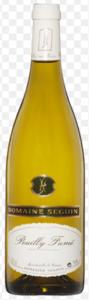 Domaine Seguin Pouilly Fumé 2011, Ac Bottle