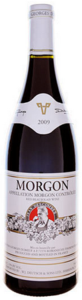 Georges Duboeuf Jean Descombes Morgon 2011 Bottle