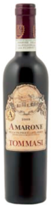 Tommasi Amarone Della Valpolicella Classico 2009, Doc (375ml) Bottle