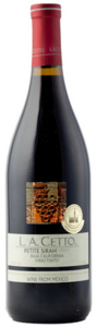L.A. Cetto Petite Sirah 2011, Guadalupe Valley, Baja California Bottle