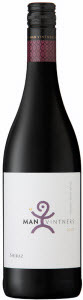 Man Vintners Shiraz 2006, Wo Coastal Region Bottle