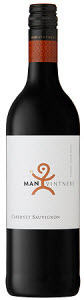 Man Vintners Cabernet Sauvignon 2007, Wo Coastal Region Bottle